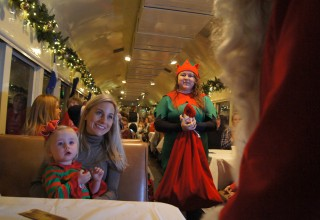 Polar Express™ at Texas State Railroad