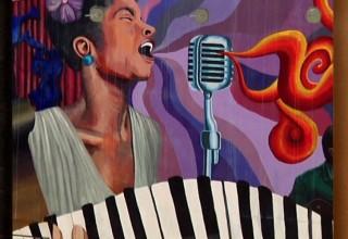 Muralist  Edythe 'Edy' Boone