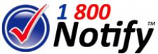 1-800 Notify Logo
