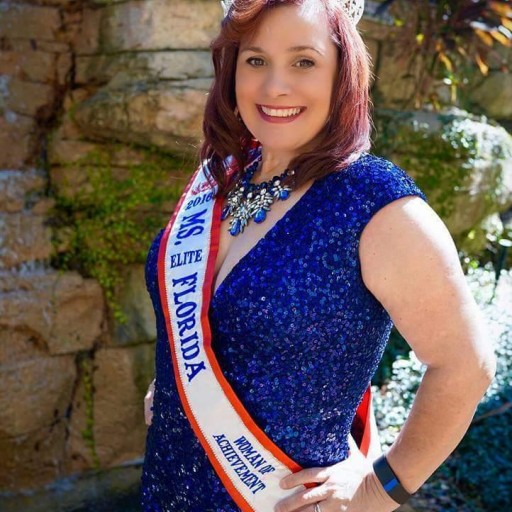 Ms. Elite Florida 2016  is Saving Lives One Child at a Time