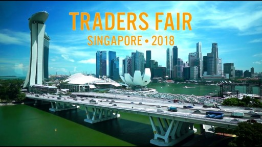 Traders Fair & Gala Night 2018 - Singapore (Financial Event)