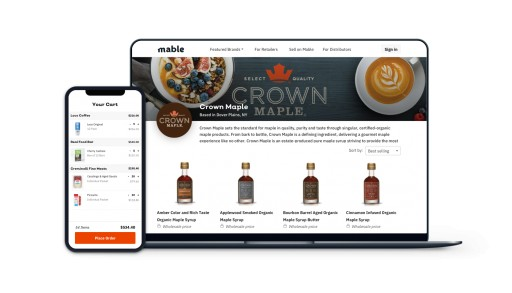 Mable Raises $3MM Seed Round Led by Three Top VC Firms to Build B2B E-commerce Platform for Independent Grocers; Launches Beta