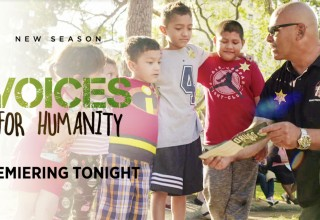 New episode of Voicers for Humanity premieres Wednesday, October 23