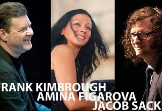 Kim Kimbrough, Amina Figarova, JAcob Sacks