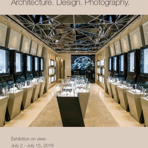 Photography Exhibition Roman Vnoukov. the Retrospective: Architecture, Design, Photography at the National Arts Club