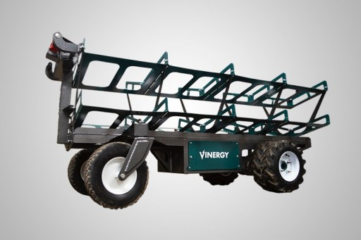Vinergy Technology Applications Increase Production and Profit for Table Grape Industry and Beyond