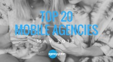 Agency Spotter's Top 20 Mobile Marketing Agencies Report