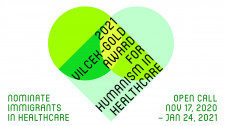 The Vilcek-Gold Award for Humanism in Healthcare