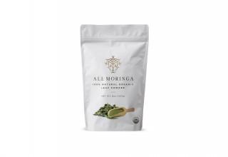 Premium 100% Organic Raw Moringa Oleifera Leaf Powder