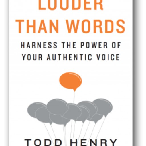 Podcast Interview With Todd Henry, Author of Louder Than Words