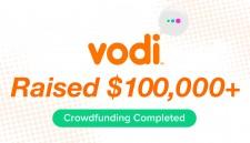 Vodi Completes Crowdfunding Round