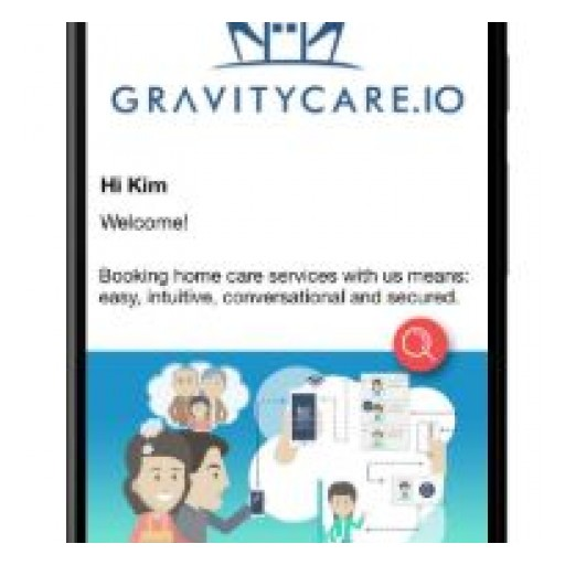 Gravity Care Introduces a New Mobile Platform to Provide the Lowest Home Care Cost for Families Looking for Non-Medical Home Care Services.
