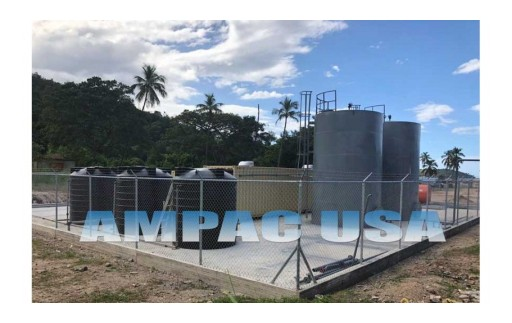 AMPAC USA: Seawater Desalination and Natural Resource Audit