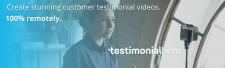 Testimonial Hero - Remote Video Testimonials