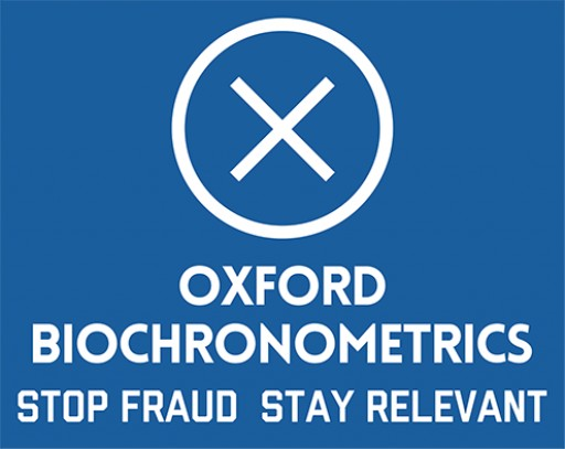 US House of Representatives Relies on Oxford BioChronometrics Study for Hearing