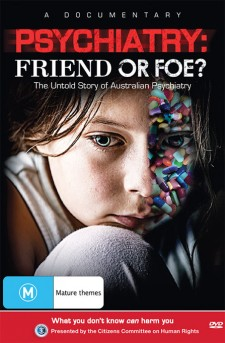 CCHR documentary 'Psychiatry: Friend or Foe? The Untold Story of Australian Psychiatry'