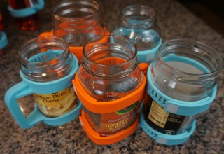 Recycle old Jars