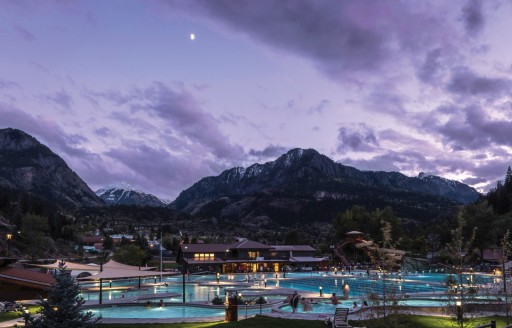 Ouray Hot Springs Pool & Fitness Center