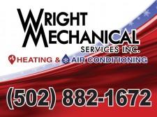 Wright HVAC Logo