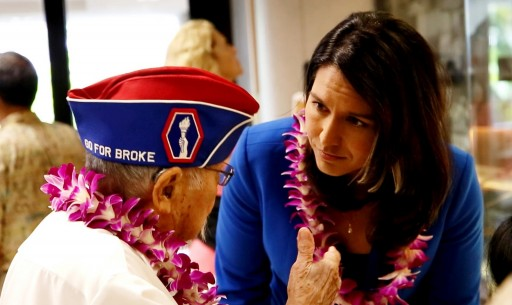 Tulsi Gabbard Shares Stories of Service and Sacrifice by Our Nation's Veterans