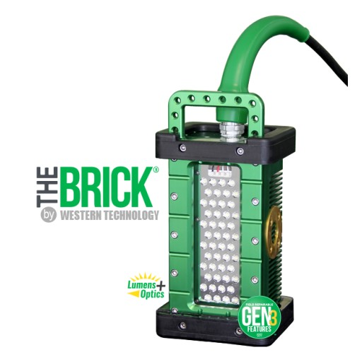 Western Technology Officially Launches the New Explosion-Proof LED BRICK 3.0