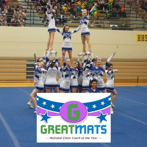 Greatmats Accepting Nominations for 4th Annual Cheerleading Coach of the Year Award