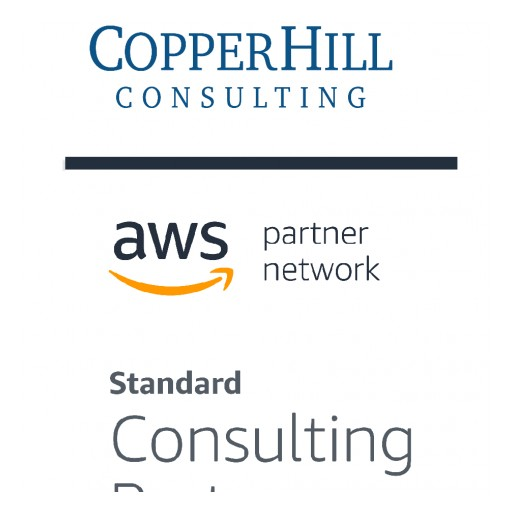 Moving Up! CopperHill Achieves Standard Partner Status in the AWS Partner Network