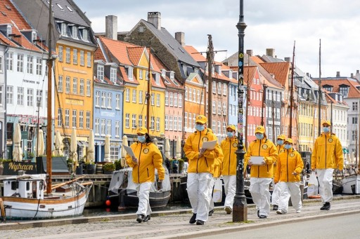 Scientology 'Stay Well' Initiative Backs Up Denmark's New Normal
