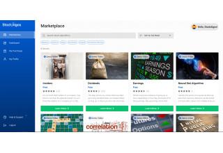 StockAlgos Marketplace