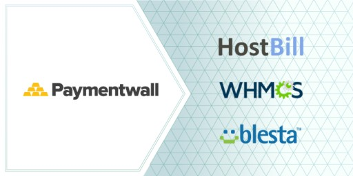 Paymentwall Launches Global Payment Modules for Blesta, WHMCS and HostBill