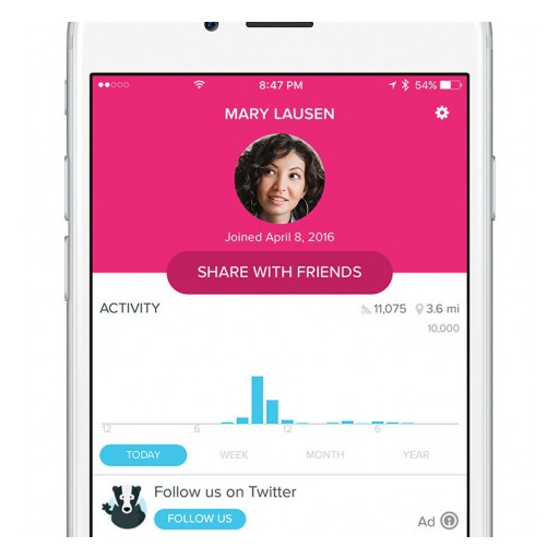 Playground, a Social Fitness Tracker, Launches for iPhone
