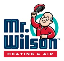 Mr Wilson Air Logo