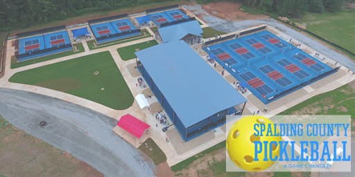 OrthoAtlanta Welcomes 2019 Pickleball Season With Spalding County Pickleball Association