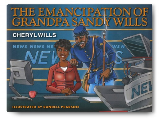 Television Journalist and Author Cheryl Wills Launches New Children's Book About Her Enslaved Ancestors