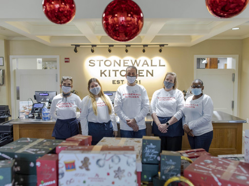 Stonewall Kitchen Opens a New Store in Boston With New Company Store and PB&J Café
