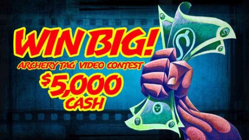 Archery Tag® WIN BIG Video Contest