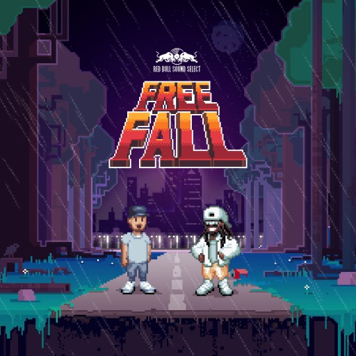 "Connor Pearson and D.R.A.M. Release ""Free Fall"" Video Game"