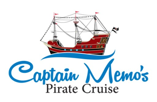 Captain Memo's Pirate Cruise Named Clearwater Beach's Top Charter Boat