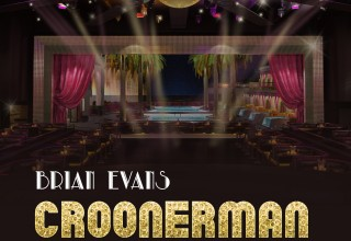 """Croonerman,"" another song by Brian Evans, will be featured on the new CD"