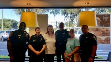 Narconon Suncoast Discusses Drug Prevention with Local Police