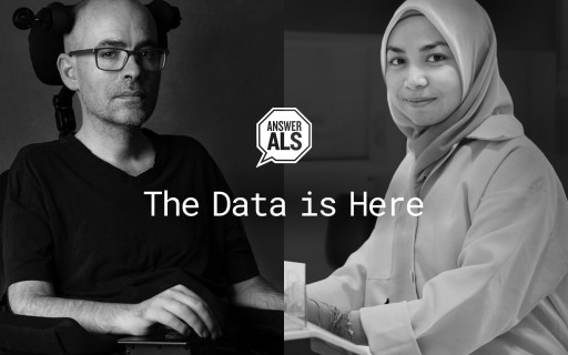 Answer ALS Launches 'The Data is Here' Campaign to Announce the Release of the World's Largest Open Sourced ALS Data Portal