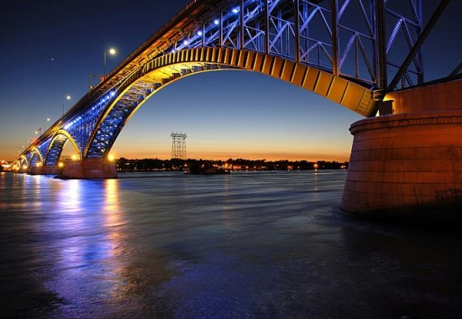 Peace Bridge Spotlights Buffalo Special Police Commitment to Human Rights