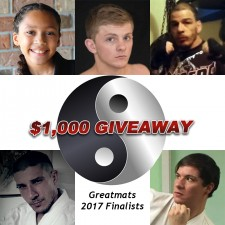 2017 Contest Finalists