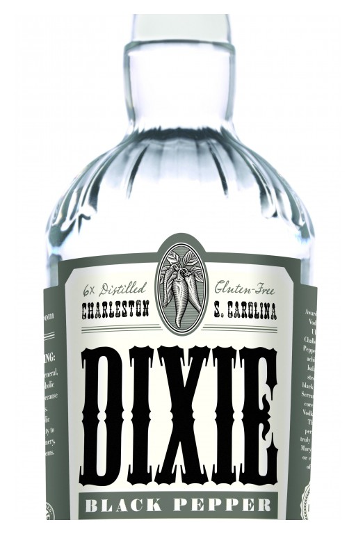 Dixie Black Pepper Named 'Best Flavored Vodka' by the 2019 San Francisco World Spirits Competition