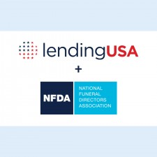 LendingUSA sponsors National Funeral Director's Association Convention