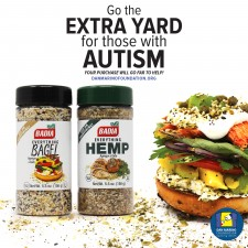 'Go the Extra Yard for Those With Autism'