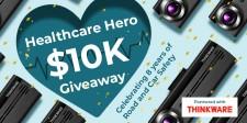 BlackboxMyCar Healthcare Hero $10K Giveaway