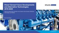 IDTechEx Research report ''Diesel Generator Set Future Developments and Alternative Technologies 2019-2029''
