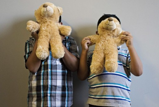 Therapeutic Teddy Bears for Caged Migrant Children