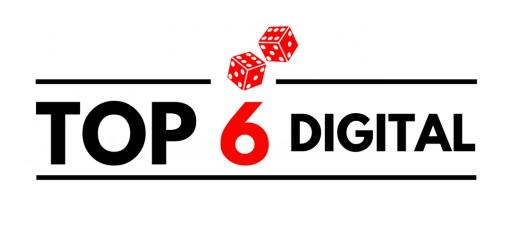Top 6 Digital Launches Top6Debt.com, Top6Health.com and  Top6Software.com in the Second Quarter